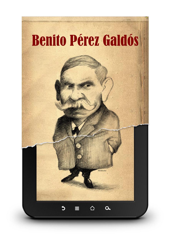 Benito Pérez Galdós descargas epub